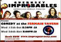 GUERNSEY IMPROBABLES - IMPROV COMEDY AT THE TAV