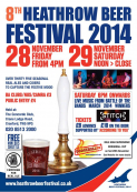 Heathrow Beer Featival in Cranford