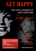 GET HAPPY - THE LIFE & SONGS OF JUDY GARLAND