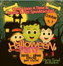 Once Upon A Time & Dazzle & Fizz Spooktacular! - Halloween Party @OnceUponATime_0