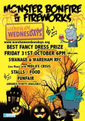 Monster Bonfire & Fireworks at Swans RFC