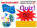 ACTION AID GUERNSEY SUPPORT GROUP QUIZ