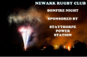 BONFIRE - FIREWORKS – FAIRGROUND RIDES - FOOD - BAR