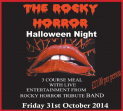 The Rocky Horror Halloween Night