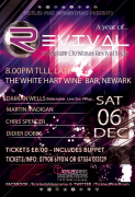 Revival - Christmas Club Night