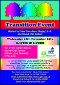 New Directions and Round Oak School Transition Event