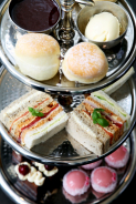 A Very Special Afternoon Tea at Cannizaro House