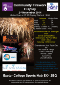 Friends of Montgomery Community Fireworks