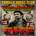 Frank Turner Camden Rocks Halloween Bonanza at The Underworld Camden