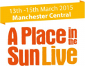 A Place in the Sun Live - Manchester Central