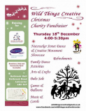 Wild Thingz Creative Christmas Charity Fundraiser
