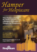 Christmas Hamper for Hospiscare