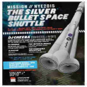 Mission NYE 2015 - The Silver Bullet space shuttle ft. DJ Cheeba