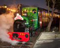 Christmas at Bressingham Steam – Father Christmas, Dad's Army & Victorian Gallopers