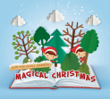 HAVE A MAGICAL ELF CHRISTMAS AT THE SAVILL GARDEN, WINDSOR GREAT PARK