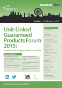 Unit-Linked Guaranteed Products Forum 2015