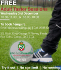 WALKING FOOTBALL - ADULT TASTER SESSIONS AT KGV