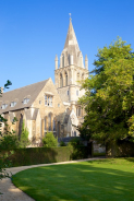 Christmas Day Services at Christ Church Oxford
