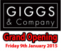 Grand Opening of new offices - Giggs & Co Estate Agents and letting
