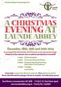 A Christmas Evening at Launde Abbey