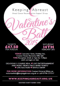 Keeping Abreast Valentines Ball