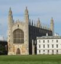 Kings College Chapel - England's Oldest Art Gallery