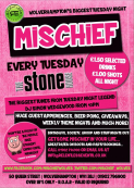 Mischief Tuesdays at The Stone House