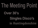 Meeting Point Singles Disco's - Woodgreen February
