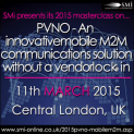 PVNO - An innovative mobile M2M communications solution