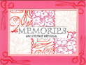 Stitched Memories (Crafty Creations)