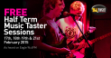 FREE Half Term Music Taster Sessions from ACM