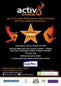 FREE dance academy for 7-14 year olds