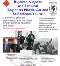 Beginners Martial Art and Self-defence course