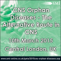 CNS Orphan Diseases - The Alternative Route in CNS