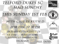 telford dukes scooter club mad sunday