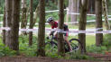 National MTB series on Cannock Chase