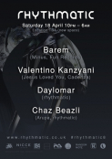 Rhythmatic With Barem And Valentino Kanzyani At TBA Location