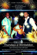 Thursday 5th Of March Kizomba Dance Lessons @ The Pod Bar