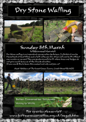 Dry Stone Walling - Conservation