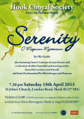 Hook Choral Society Spring Concert