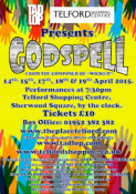 TADLOP perform Godspell in Telford