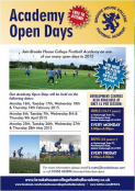 Brooke House College Football Academy OPEN DAYS FREE