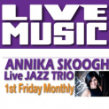 Live Music At Venezia From Annika Skoogh