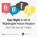 Quiz Night in aid of Nightingale House