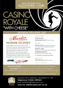 "Casino Royale ""with Cheese"""