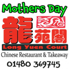 Mothers Day Lunch at Long Yuen Court Chinese Restaurant