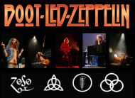BOOT-LED-ZEPPELIN AT THE PRIORY CENTRE ST NEOTS