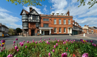 See in the New Year in style at The Maids Head Hotel, Norwich