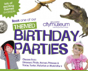 Children's Birthday Parties at Gloucester City and Folk Museums