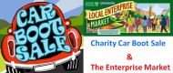 Epsom Charity Car Boot Sale – & The Enterprise Market @epsomewellbc